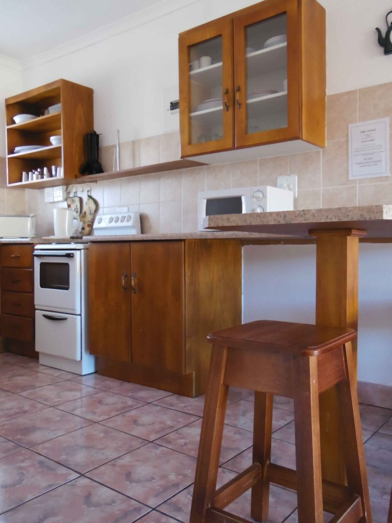 El Rancho Grande, the big chalet has afully furnished kitchen